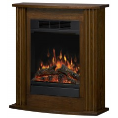 Kamin Mozart Mini Walnut
