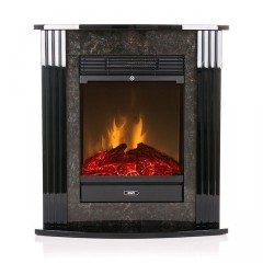 Kamin Mozart Mini Black