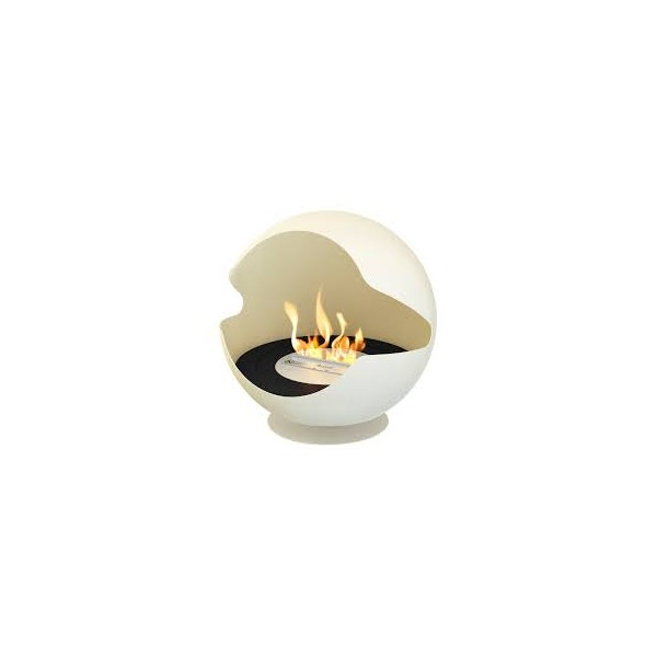 Biokamin Globe Crystal Pearl