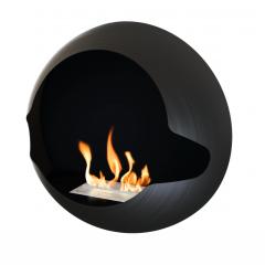 Biokamin Cupola Black