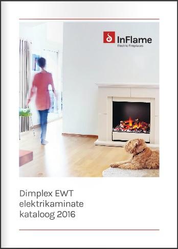 Dimplex EWT elektrikaminate kataloog